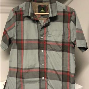 Prana Button down shirt